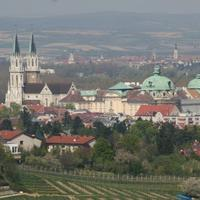 The town of Klosterneuburg