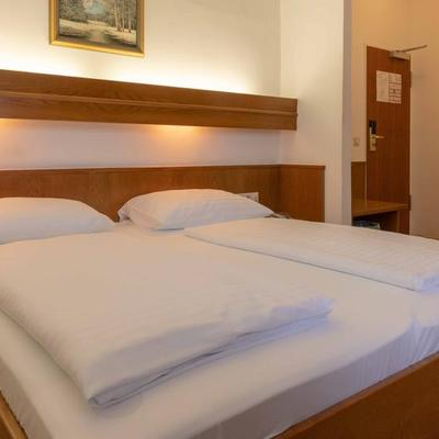 Four-bed room
